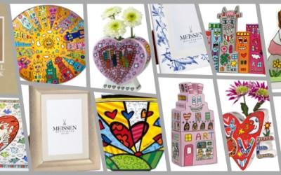 NEU !  Design- und Geschenke Shop in unserer Galerie