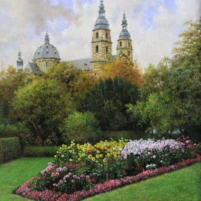 Fulda - Ansichten / Fuldensien