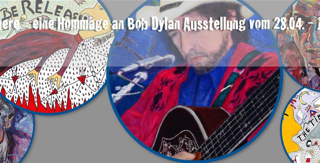 I'm Not There – Eine Hommage an Bob Dylan | AUSSTELLUNG | 28.04.2018 – 13.05.2018