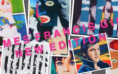 James Francis Gill | Neue Editionen