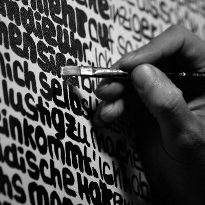 2019 | SAXA | Hl. Bonifatius - Eine Wortmalerei