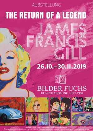 2019   James Francis Gill   THE RETURN OF A LEGEND