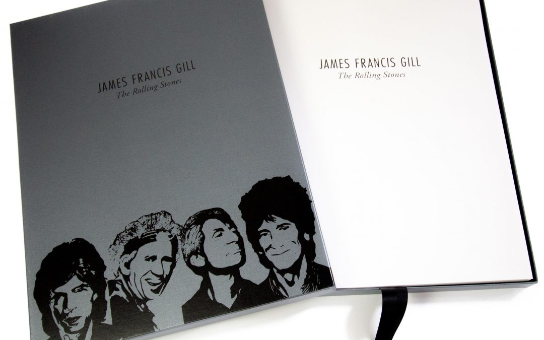 Neues Box-Set von James Francis Gill | THE ROLLING STONES
